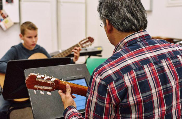 Muziekcoaching